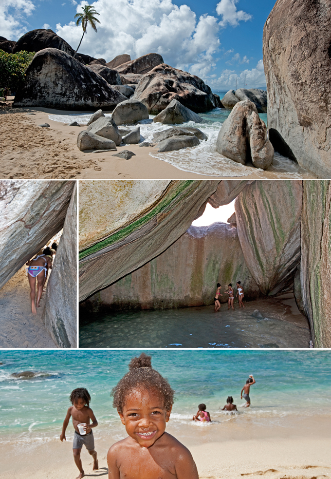 British Virgin Gorda,