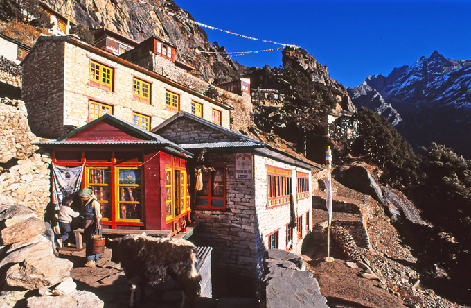 Nyingma Gompa Kloster Thame